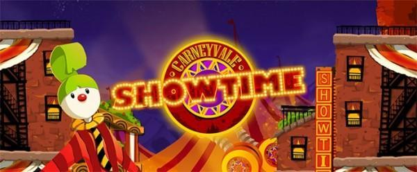 CarneyVale: Showtime