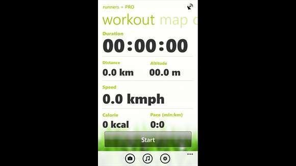 runners+ pro windows phone