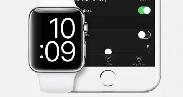 Apple Watch display micro-LED