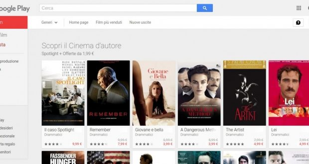 Film su Google Play