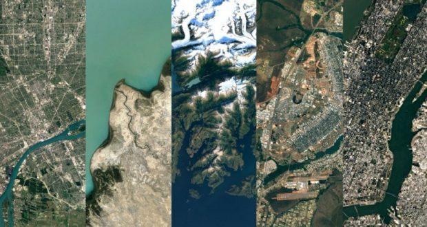 Google Maps e Google Earth nuove immagini Landsat 8