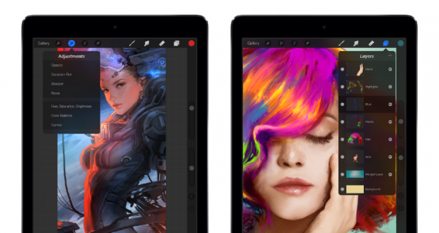 Procreate iOS