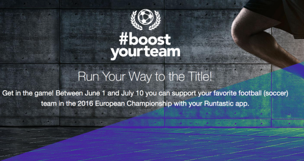 Runtastic #Boostyourteam