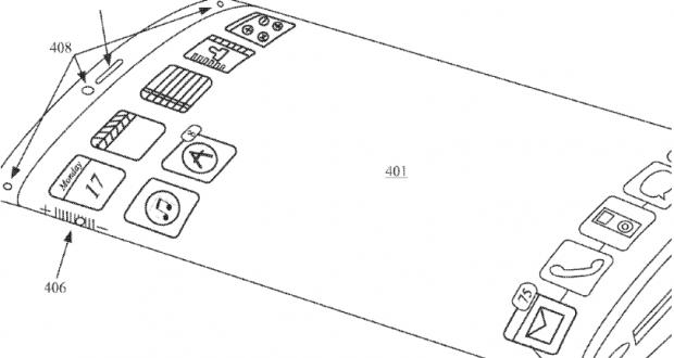 smartphone flessibili brevetto Apple (1)