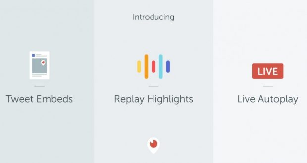 Introducing Replay Highlights  Periscope Tweet Embeds and Live Autoplay — Medium