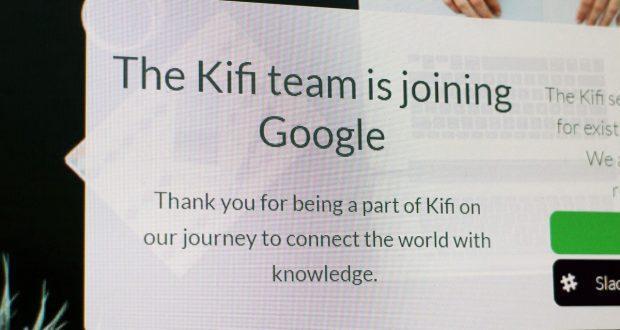 Kifi acquisita da Google Spaces