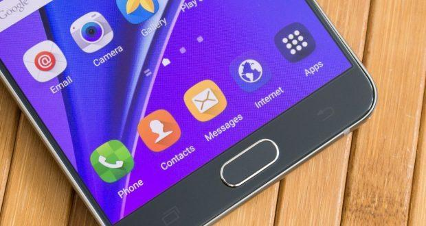 Samsung display AMOLED