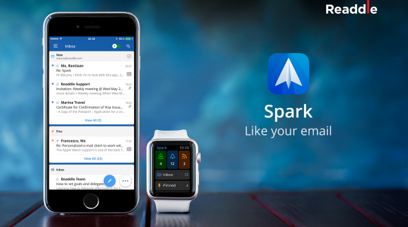 Spark for iPhone