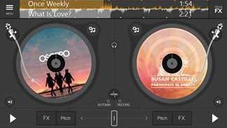 edjing   DJ Turntables   Mixer Console Studio – App di Windows in Microsoft Store