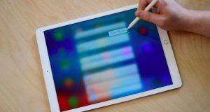 iPad Pro Apple Pencil 3D Touch