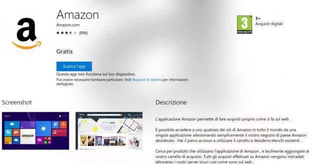 Amazon – App di Windows in Microsoft Store