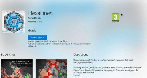 HexaLines – Giochi per Windows in Microsoft Store