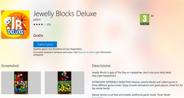 Jewelly Blocks Deluxe – Giochi per Windows in Microsoft Store