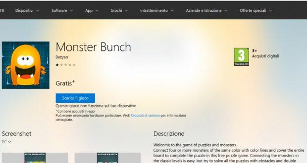 Monster Bunch – Giochi per Windows in Microsoft Store