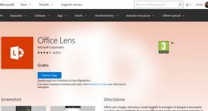 Office Lens – App di Windows in Microsoft Store