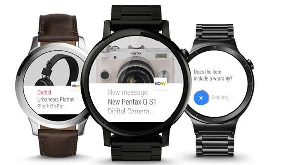 eBay Android Wear