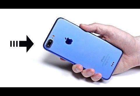 iPhone 7 Plus prototipo