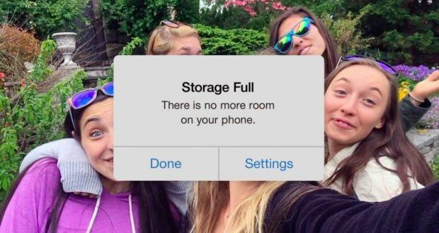 iPhone Google Foto