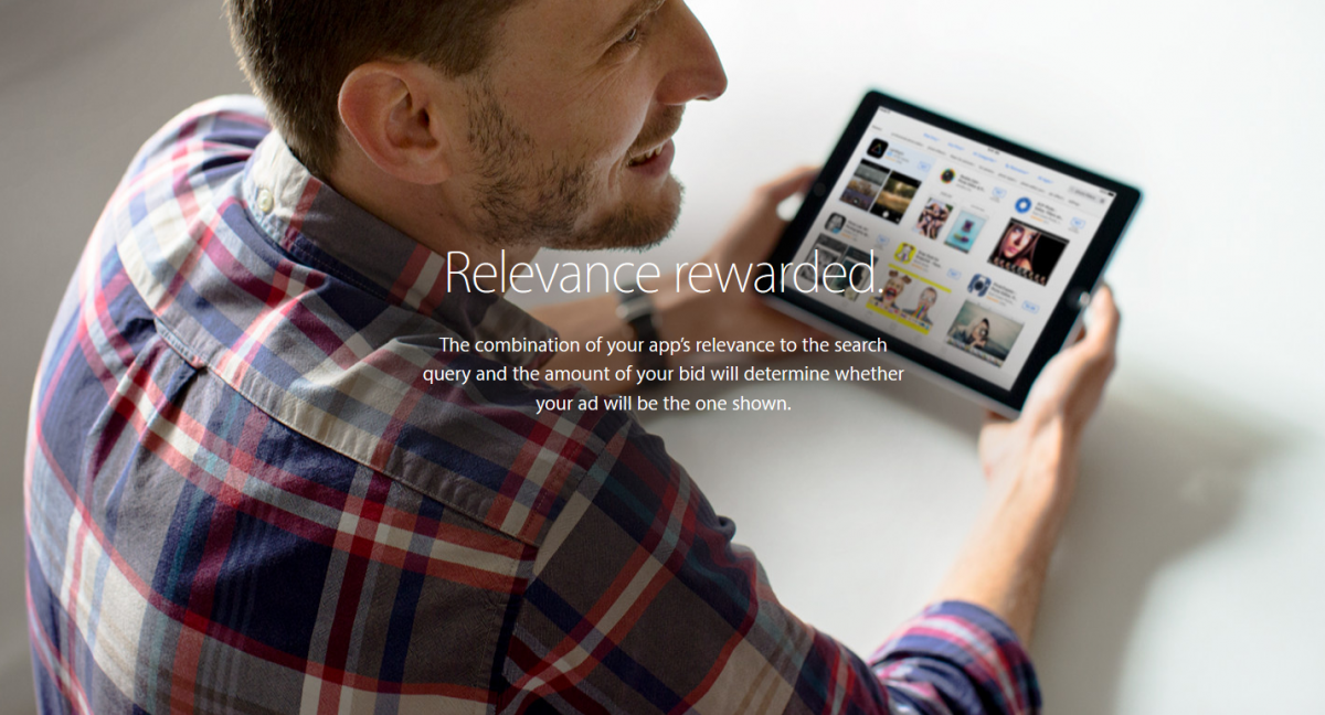 Apple ufficializza le Search Ads sull'App Store