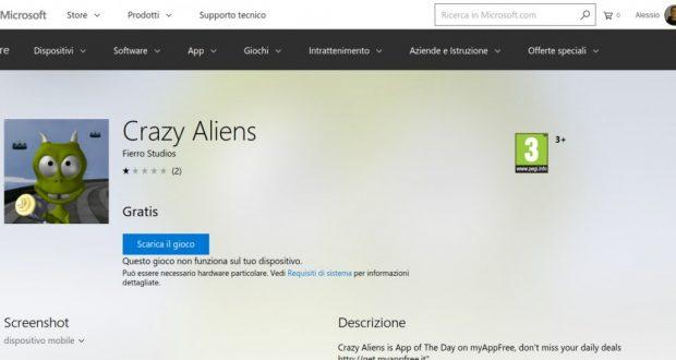 Crazy Aliens   Microsoft Store