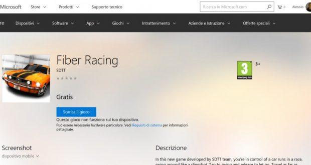 Fiber Racing   Microsoft Store