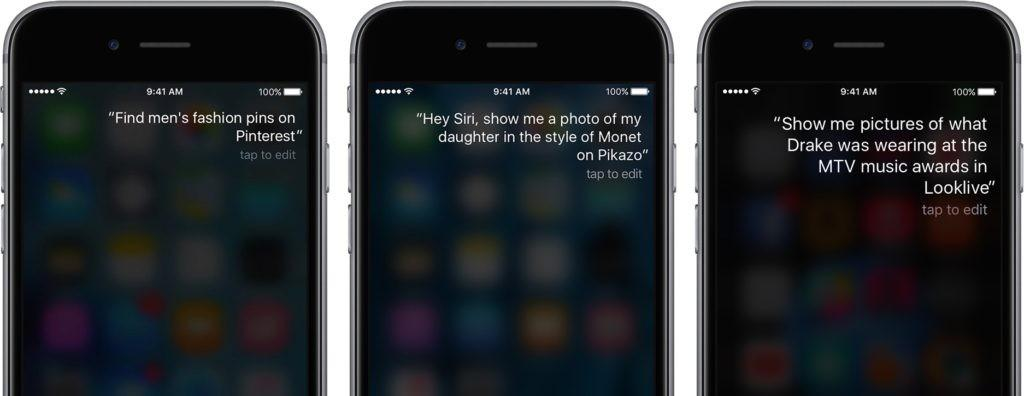 SiriKit iOS 10