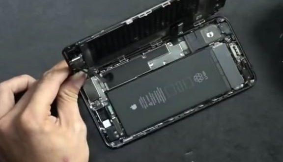 iPhone 7 Plus teardown