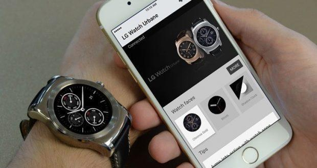 Android Wear problemi iPhone 7