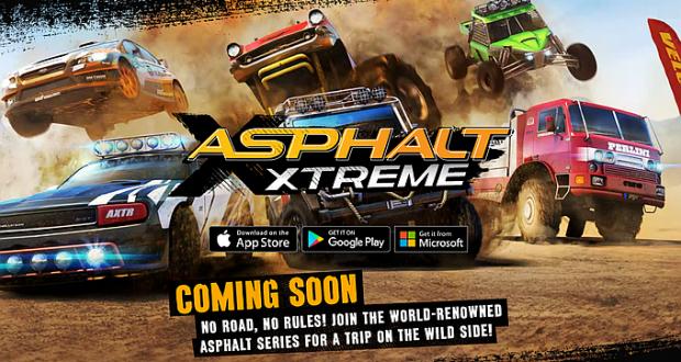 Asphalt: Extreme