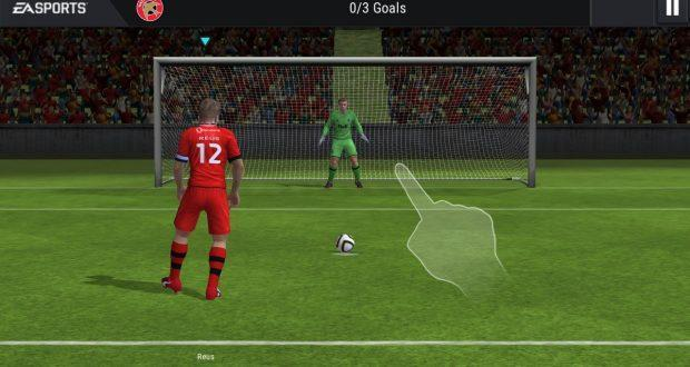 FIFA 17 Mobile Windows 10 Mobile
