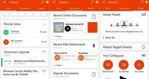 Office Hub iOS
