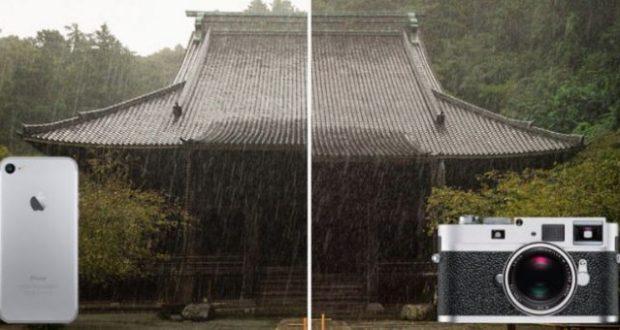 iPhone 7 vs Leica M9-P