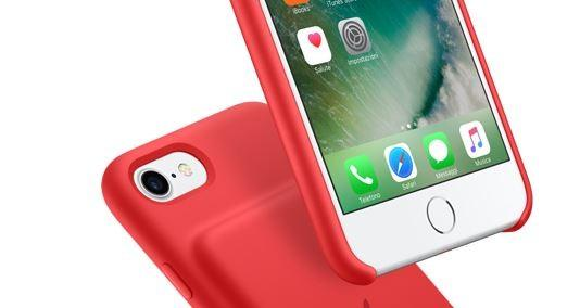 custodia iphone con batteria