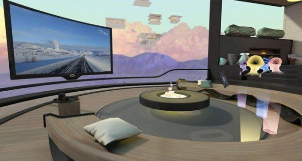 Samsung Gear VR Oculus Rooms
