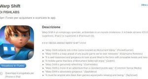 warp-shift-sull-app-store