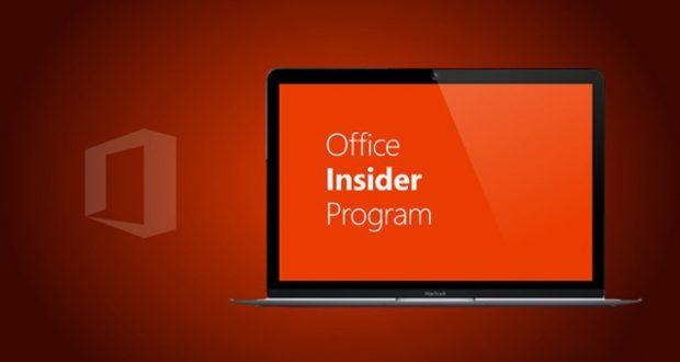 Microsoft Office Insider Program