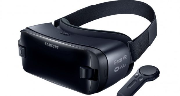 Samsung Gear VR controller Bluetooth