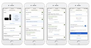 eBay nuovo layout iOS