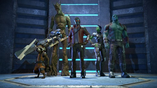 Marvel Guardiani della Galassia The Telltale Series