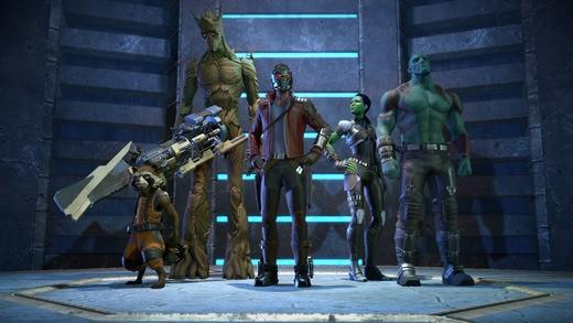 Marvel Guardiani della Galassia The Telltale Series