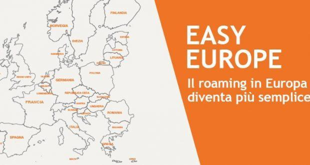 Wind Easy Europe Roaming Free