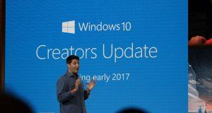 Windows 10 Mobile Creators Update
