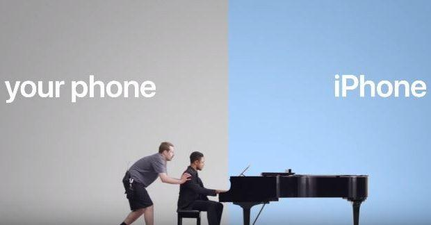 Apple campagna iPhone