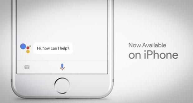 Google Assistant su iPhone