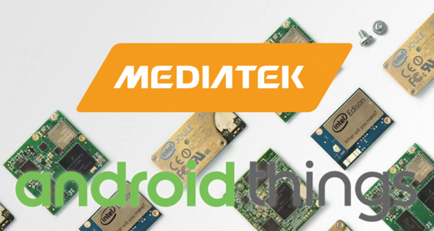 Mediatek MT8516 Android Things