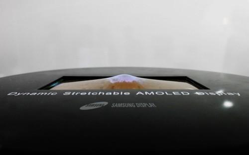 Samsung Display flessibile AMOLED