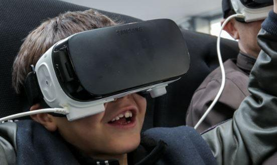 Samsung Gear VR Kids Mode