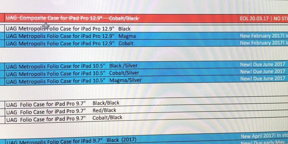 iPad Pro 10.5 data di lancio