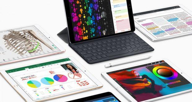 iPad Pro 10.5 iOS 11