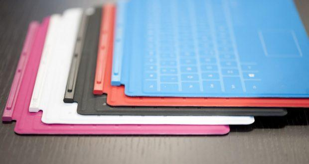 Microsoft Touch Cover iPad Pro